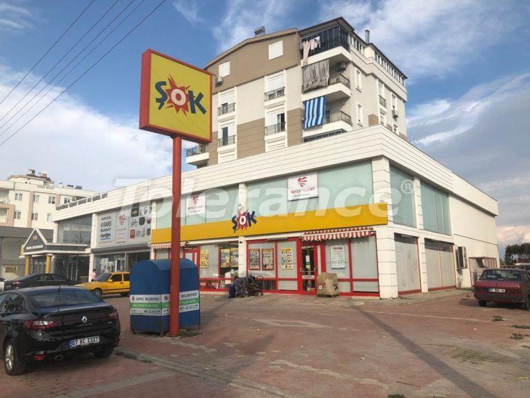 Коммерческое помещение в Кепезе, Анталия - 30900   Tolerance Homes