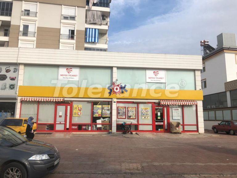 Коммерческое помещение в Кепезе, Анталия - 30899   Tolerance Homes