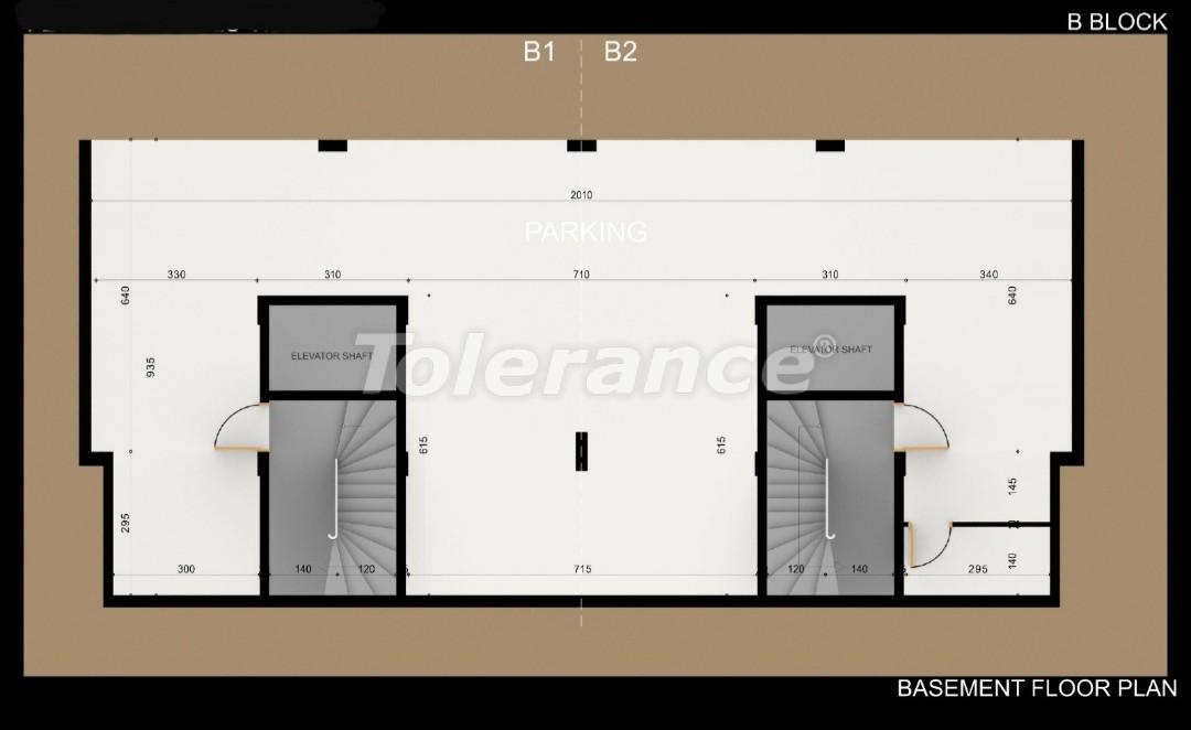 Квартиры в Фетхие от застройщика с рассрочкой - 30976   Tolerance Homes