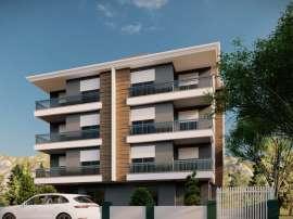 Новые трехкомнатные квартиры в Кепезе, Анталия от застройщика - 31067 | Tolerance Homes