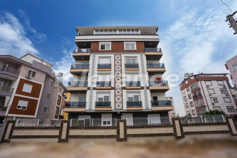 Трехкомнатные квартиры в центре Анталии от застройщика - 32616 | Tolerance Homes