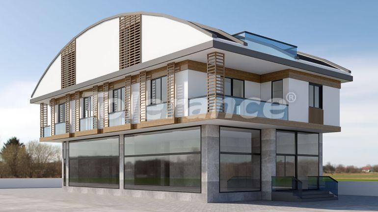 Шикарные квартиры в Дошемеалты, Анталия от застройщика - 31164 | Tolerance Homes