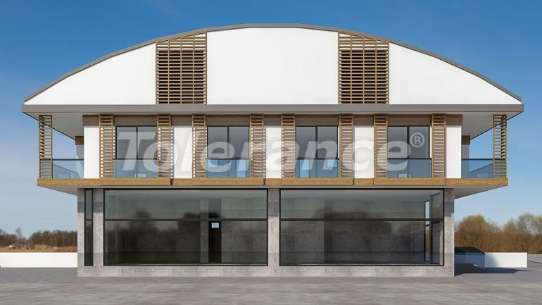 Шикарные квартиры в Дошемеалты, Анталия от застройщика - 31166 | Tolerance Homes