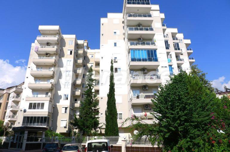 Просторные вторичные квартиры в Лимане, Коньяалты в комплексе с бассейном - 31122   Tolerance Homes