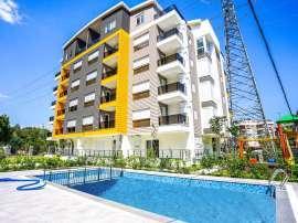 Современные квартиры в Хурме, Коньяалты в комплексе с бассейном, в рассрочку от застройщика - 41442   Tolerance Homes