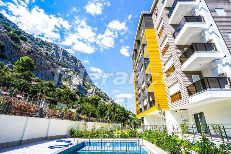 Современные квартиры в Хурме, Коньяалты в комплексе с бассейном, в рассрочку от застройщика - 41444   Tolerance Homes