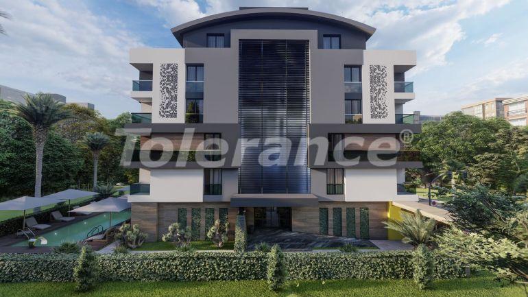 Инвестиционный проект: отдельно стоящее здание с шикарными квартирами в Хурме, Коньяалты - 31190   Tolerance Homes