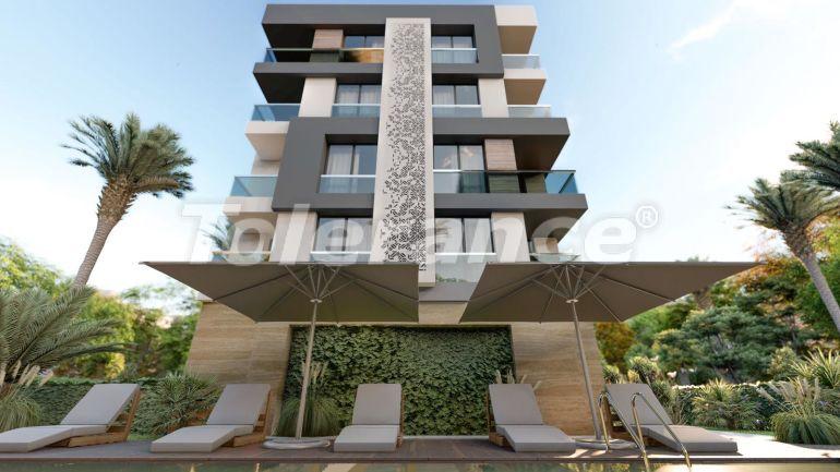 Инвестиционный проект: отдельно стоящее здание с шикарными квартирами в Хурме, Коньяалты - 31194   Tolerance Homes