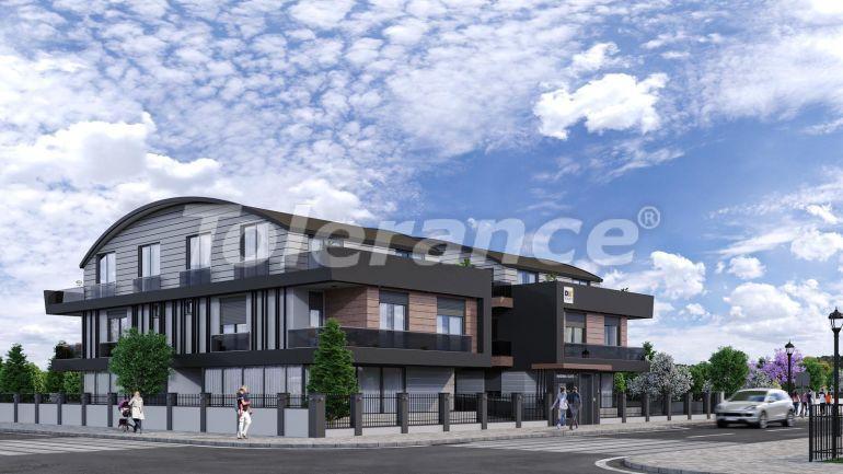 Квартиры класса люкс в Гюзелоба, Анталия в комплексе с бассейном рядом с морем - 31241 | Tolerance Homes