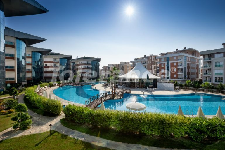 Двухкомнатная вторичная квартира в Лимане, Анталия всего в 600 метрах от моря - 31509   Tolerance Homes