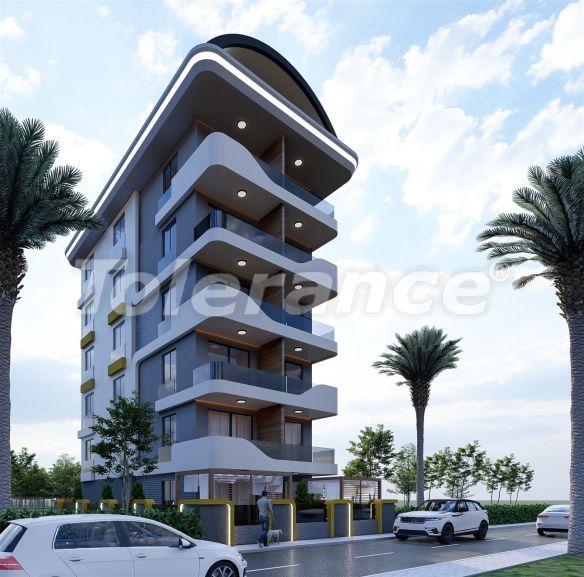 Уютные апартаменты в Алании, в 100 м от моря - 31613   Tolerance Homes