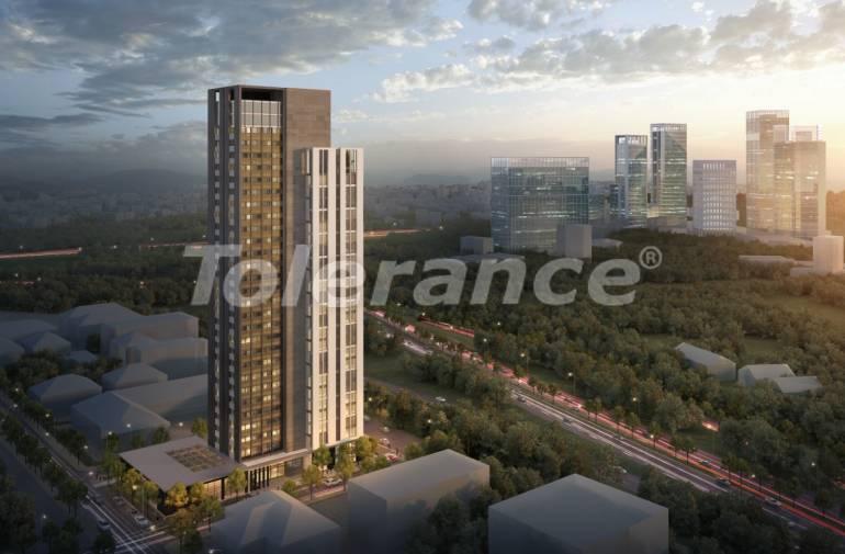 Апартаменты в Умрание, Стамбул в комплексе отельного типа рядом c финансовым центром - 31602 | Tolerance Homes