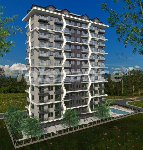 Современные апартаменты в Алании, Махмутлар в комплексе с бассейном, в рассрочку от застройщика - 31641   Tolerance Homes