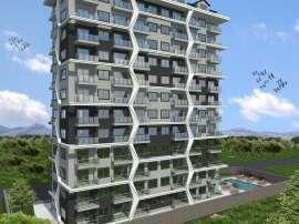 Современные апартаменты в Алании, Махмутлар в комплексе с бассейном, в рассрочку от застройщика - 31634   Tolerance Homes