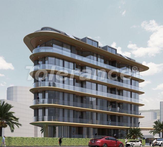 Роскошные современные апартаменты в Алании, пляж Клеопатра от застройщика с рассрочкой платежа - 31646 | Tolerance Homes
