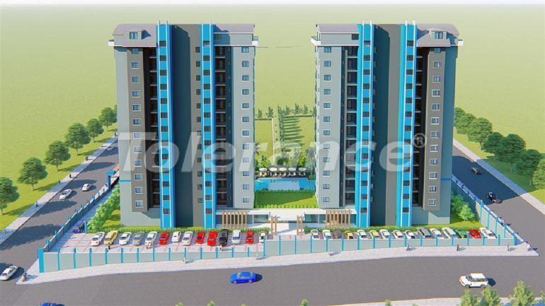 Новые квартиры в Алании, Махмутлар в рассрочку от застройщика - 31654 | Tolerance Homes