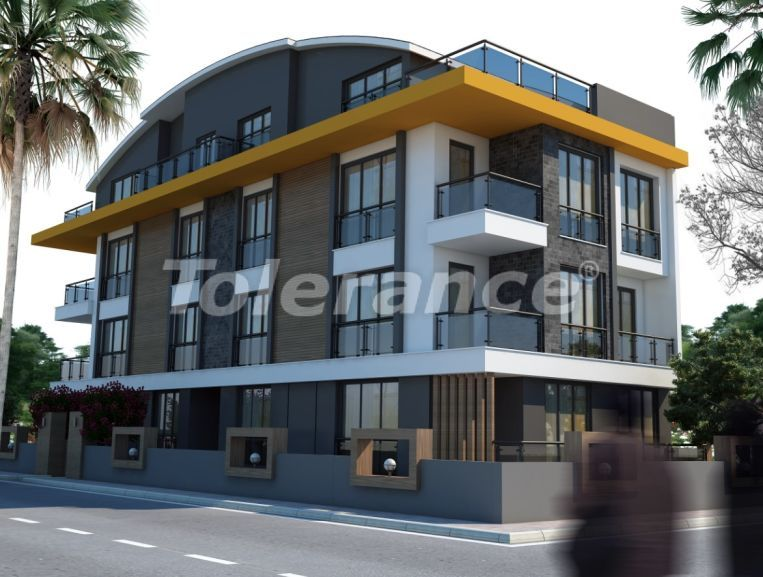 Современные квартиры в Ларе, Анталия от надежного застройщика - 31669 | Tolerance Homes