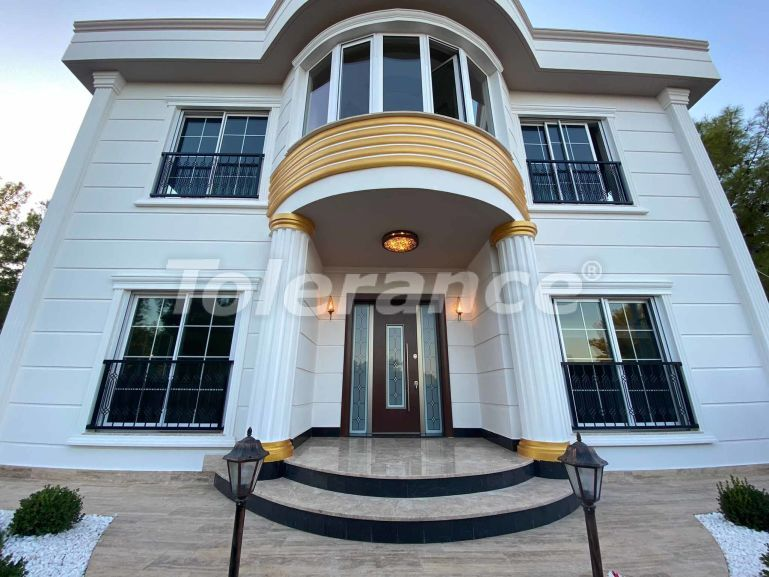 Элитные виллы в Дошемеалты, Анталия с частным бассейном и сауной - 45146   Tolerance Homes