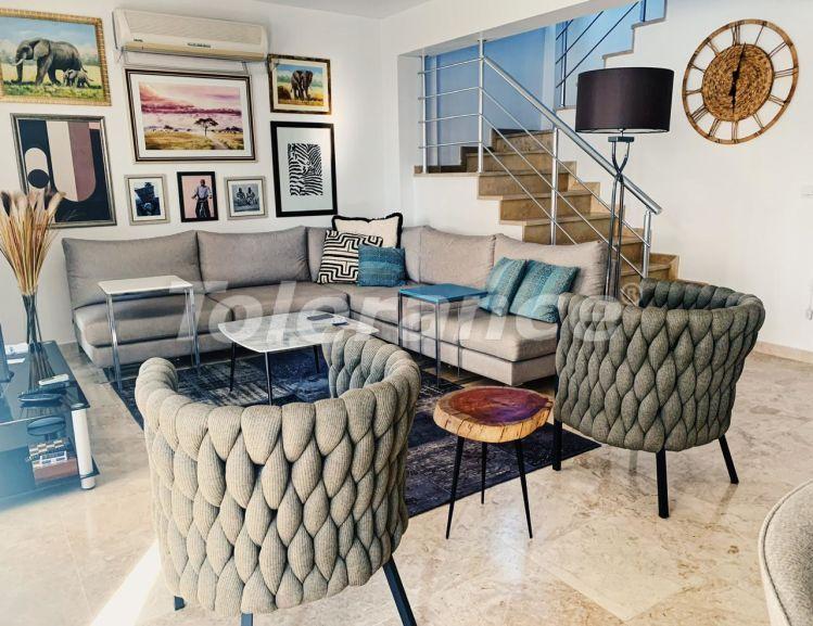 Элитная квартира в Бодруме на берегу моря с собственным пирсом и пляжем - 32058 | Tolerance Homes