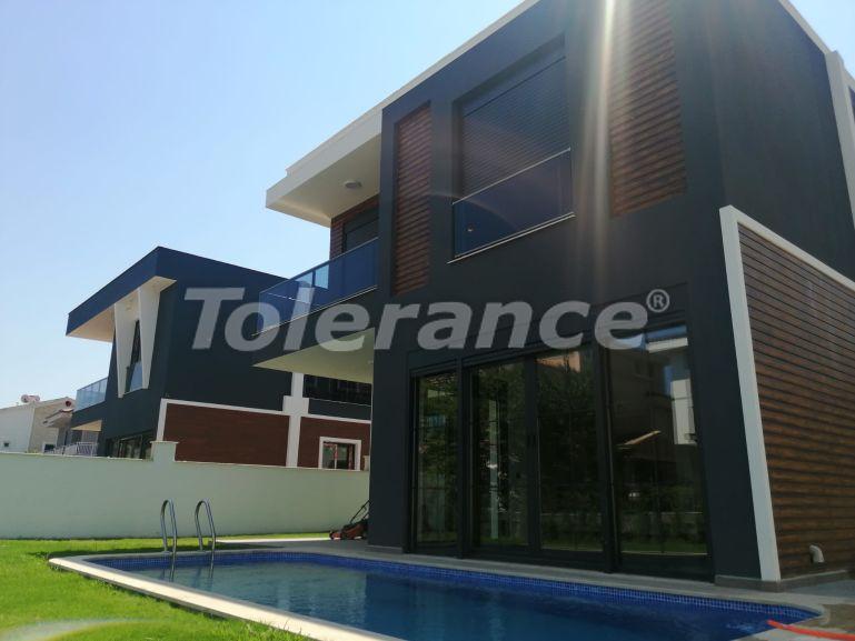 Виллы класса люкс в Дошемеалты, Анталия с частным бассейном - 42384   Tolerance Homes