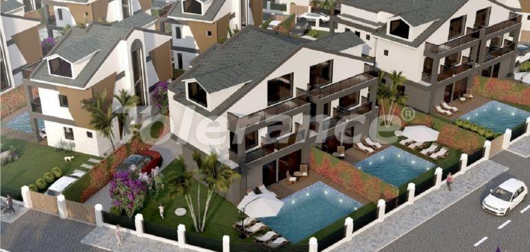 Шикарные виллы в Фетхие всего в 500 м от знаменитого пляжа Чалыш - 32867 | Tolerance Homes