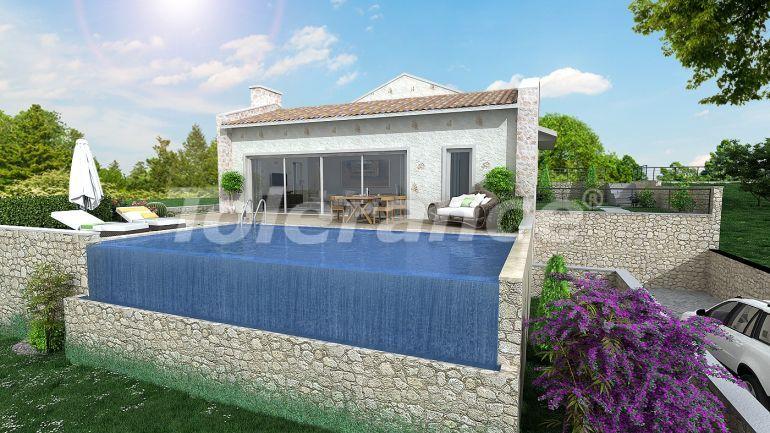 Элитные виллы в Фетхие с частным бассейном и гарантией аренды - 32873 | Tolerance Homes