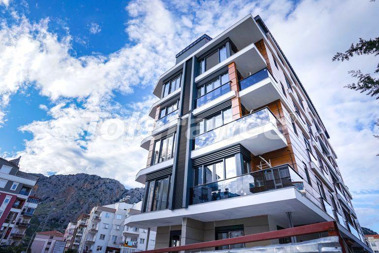 Современные квартиры в Хурме, Коньяалты от застройщика - 33158 | Tolerance Homes