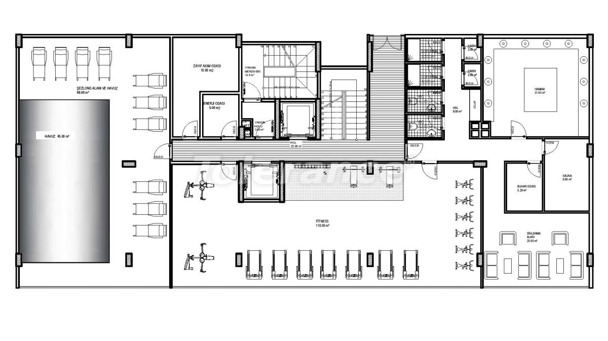 Современные апартаменты в Алании (Авсаллар) от надежного застройщика с рассрочкой платежа - 33248 | Tolerance Homes