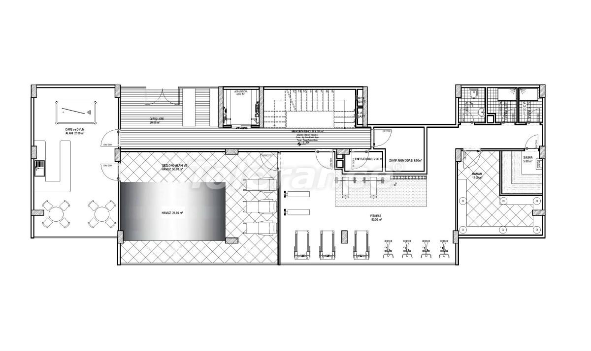 Современные апартаменты в Алании (Авсаллар) от надежного застройщика с рассрочкой платежа - 33245   Tolerance Homes