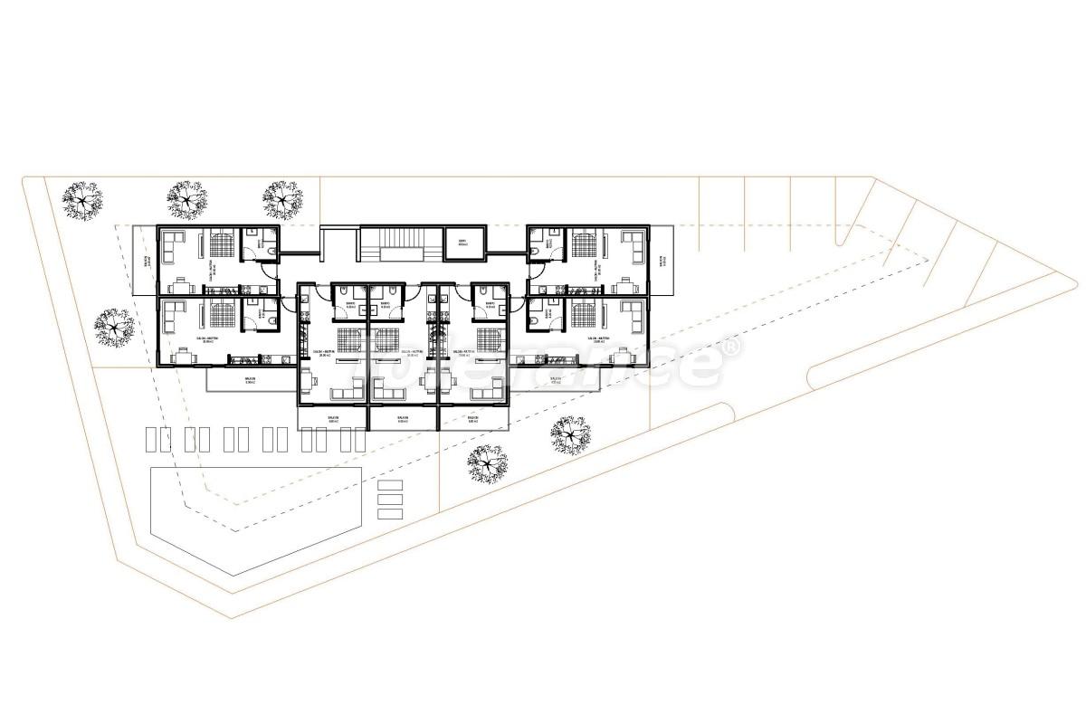 Современные апартаменты в Алании (Авсаллар) от надежного застройщика с рассрочкой платежа - 33246   Tolerance Homes
