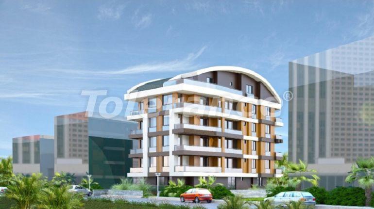 Новые квартиры в центре Анталии рядом с морем - 33559 | Tolerance Homes