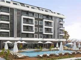 Недорогие и уютные апартаменты в новом комплексе в Алании, Оба