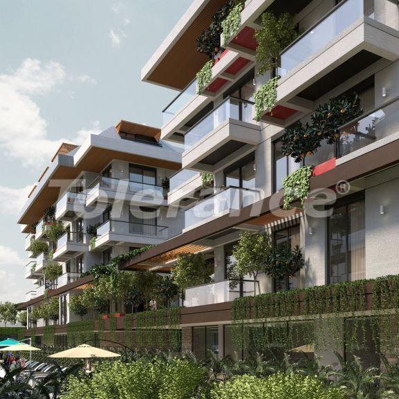 Новые квартиры в Оба, Алания с видом на море, в рассрочку от застройщика - 33771 | Tolerance Homes