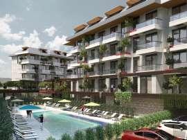 Новые квартиры в Оба, Алания с видом на море, в рассрочку от застройщика - 33772 | Tolerance Homes