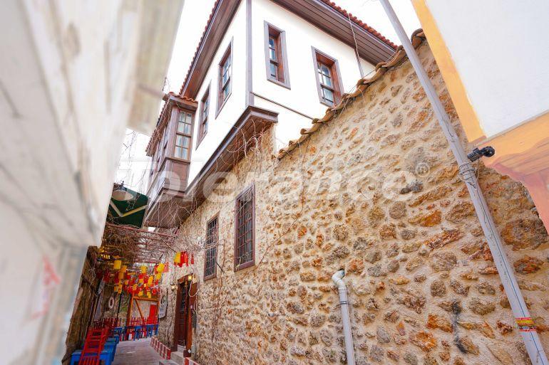 Частная вилла в историческом центре Анталии с садом и собственным хаммамом - 33859 | Tolerance Homes