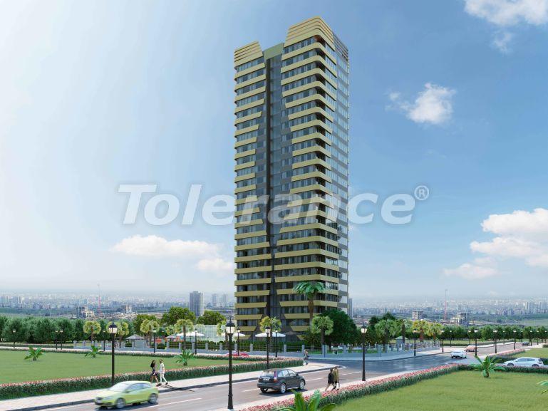 Элитные квартиры в Мезитли, Мерсине в комплексе с рассрочкой от застройщика - 33961   Tolerance Homes