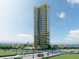 Элитные квартиры в Мезитли, Мерсине в комплексе с рассрочкой от застройщика - 33961 | Tolerance Homes