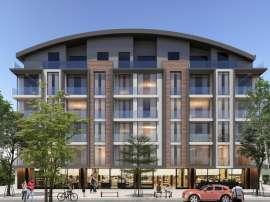 Четырехкомнатная квартира в Хурме, Коньяалты в комплексе с открытым и закрытым бассейнами - 34159 | Tolerance Homes