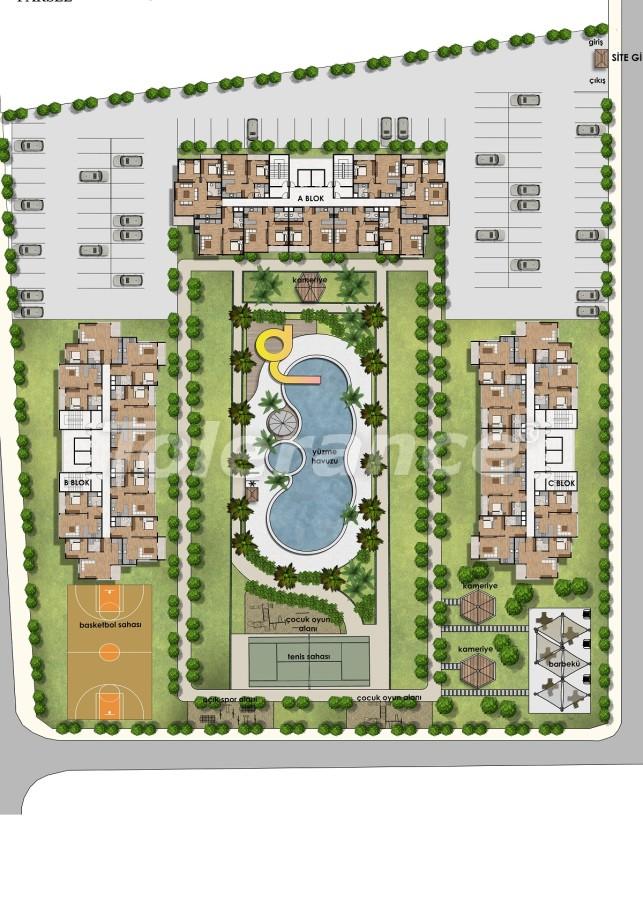 Квартиры в Тедже, Мерсине рядом с морем и рассрочкой от застройщика - 34325 | Tolerance Homes