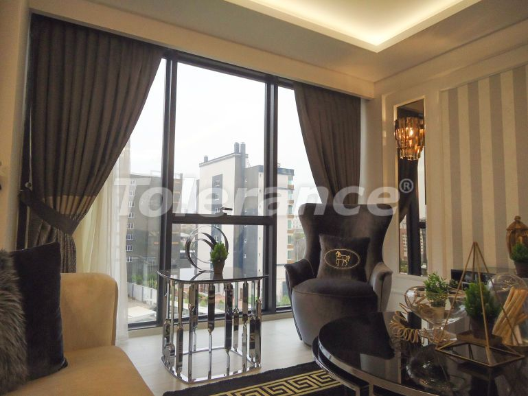 Квартиры высокого качества в Енишехире, Мерсине, выгодные для инвестиций - 34410   Tolerance Homes