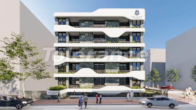 Квартиры в центре Аланьи, выгодные для инвестиций от застройщика - 34480 | Tolerance Homes
