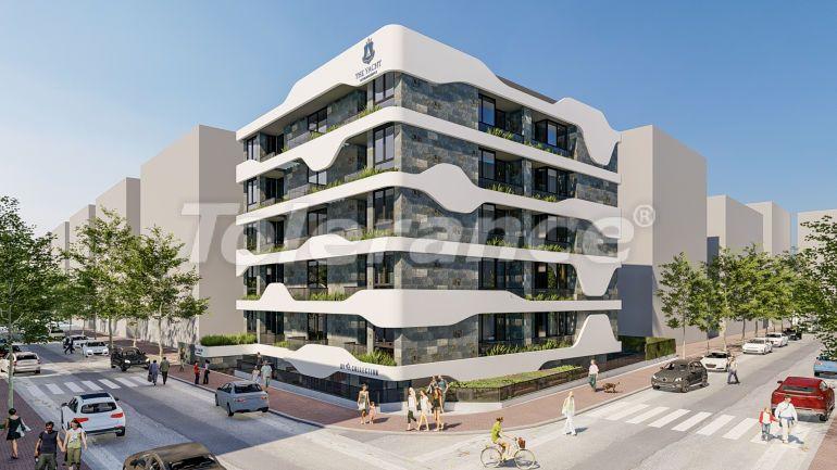 Квартиры в центре Аланьи, выгодные для инвестиций от застройщика - 34478 | Tolerance Homes