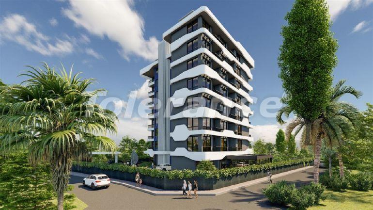 Апартаменты в Авсалларе, Алания от застройщика в комплексе с бассейном - 34519 | Tolerance Homes