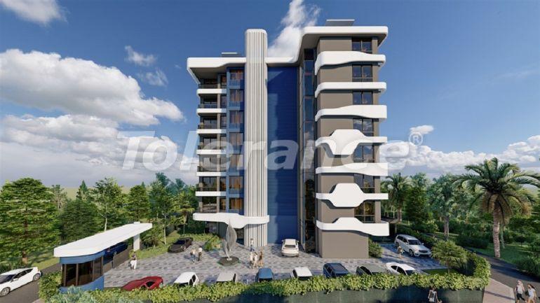Апартаменты в Авсалларе, Алания от застройщика в комплексе с бассейном - 34524   Tolerance Homes
