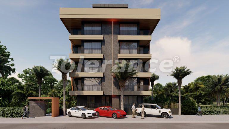 Шикарные квартиры в Лимане, Коньяалты от застройщика с рассрочкой - 34726 | Tolerance Homes