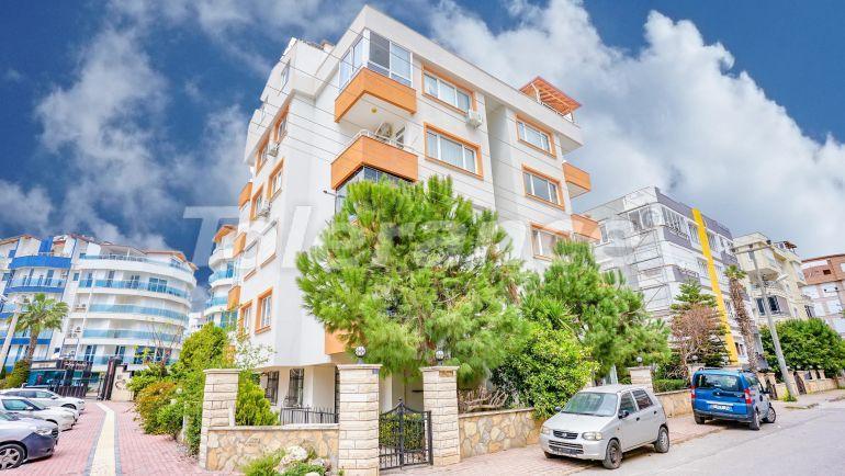 Трехкомнатная квартира в Лимане, Коньяалты с газовым отоплением всего в 950 метрах от моря - 35060 | Tolerance Homes