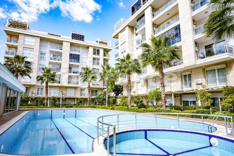 Квартира в Лимане, Коньяалты в комплексе с закрытым и открытым бассейном - 35264 | Tolerance Homes