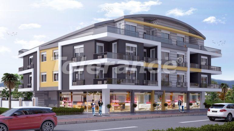 Квартира современного дизайна в Коньяалты, Анталия от застройщика - 35362 | Tolerance Homes