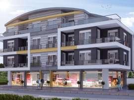 Квартира современного дизайна в Коньяалты, Анталия от застройщика - 35361 | Tolerance Homes