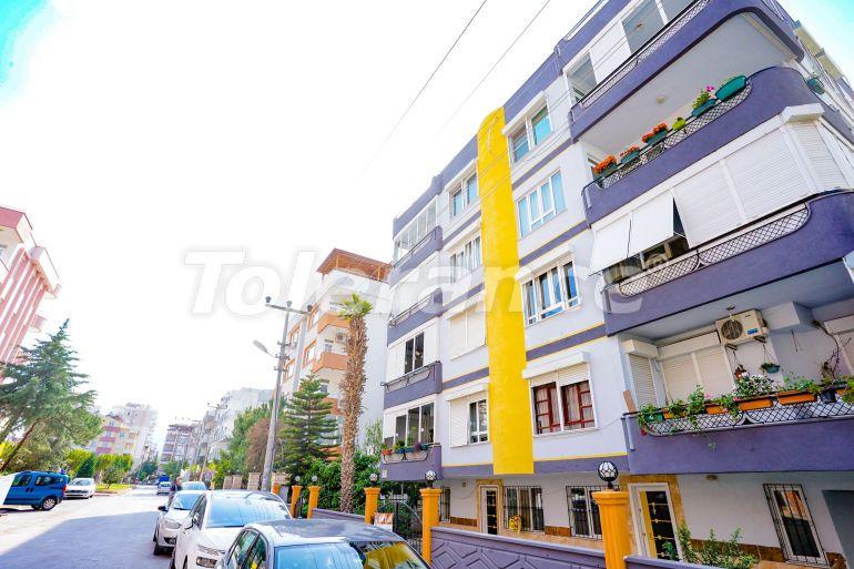 Просторная четырехкомнатная квартира в Лимане, Коньяалты с газовым отоплением рядом с морем - 35428   Tolerance Homes